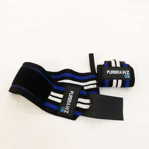 Striped Wrist Straps