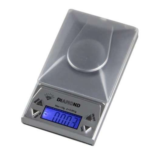 Digital LCD Diamond Scale