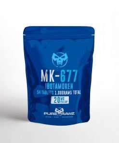 MK-677 Ibutamoren is used to help treat low levels of growth hormone and IGF-1 . MK677 enhances the secretion of these hormones. Order online now at PureRawz.