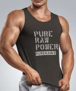 Pure Awesome Raw - Tank Top