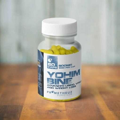 Yohimbine Extreme Potency