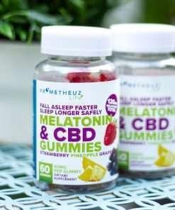 Melatonin & CBD Gummies