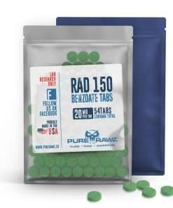 RAD 150 (TLB 150) Benzoate